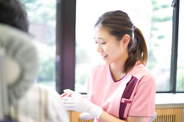 長くお口の健康状態を保つ治療・予防を提案します
